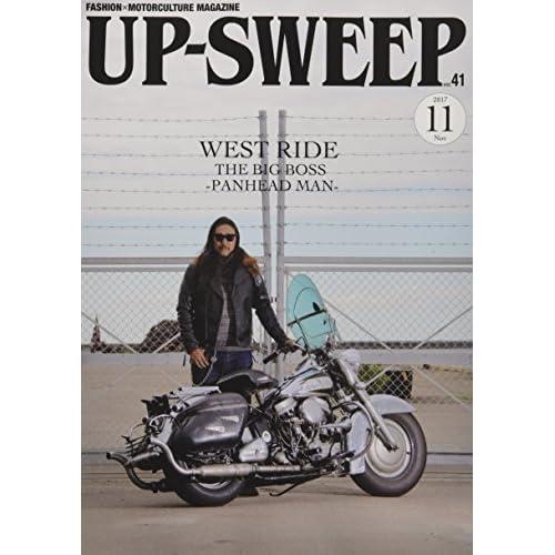 UP SWEEP(アップスイープ) 2017年 11 月号 [雑誌]