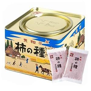 柿の種 進物缶 27g×12袋
