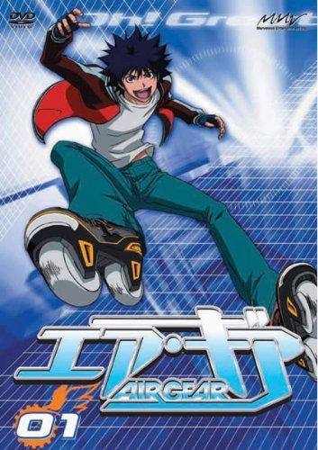 エア・ギア vol.1(第1話 第2話)
