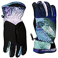 オーバーメイヤー Obermeyer Kids Glove Elevation Print Cornice Gloves (Big Kids) [並行輸入品]
