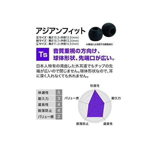 Comply(コンプライ) Ts-500 アジ...の紹介画像7