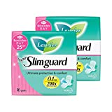 Laurier Super Slimguard Day, 25cm, 16ct (Pack of 2)