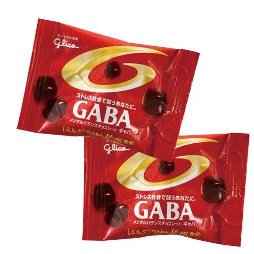 グリコ GABA(ギャバ)〈ミルク〉 6g×30袋