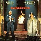Freddie Mercury<br />Barcelona