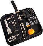 JOBSON 腕時計 工具 時計修理工具 15点 セット JB490 [メーカー12カ月長期保証]