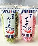 新潟 明治屋ゆか里店 銘菓「ゆかり」 100g (抹茶味+しそ味1箱(各5袋))