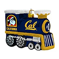 NCAAカリフォルニアBerkeley Golden Bears Train Ornament