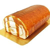 北海道塩キャラメルロールケーキ 1本
