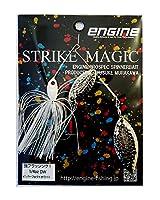 エンジン(ENGINE) ルアー ストライクマジック1/4DW #01パーフェクトホワイト