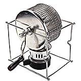 コーヒーロースター コーヒー焙煎機 手動コーヒーロースター (温度計付かない)