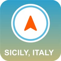 Sicily, Italy Offline GPS