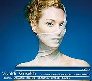 Vivaldi - Griselda [Tesori del Piemonte vol. 32]