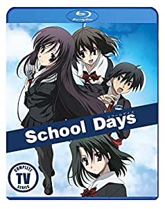 School Days: Complete TV Series [Blu-ray] [Import]