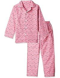 [セシール] パジャマ 綿100% 男女兼用シャツパジャマ ブロード素材 OTH-343