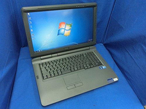 【中古】 SHARP PC-BM10 ノートパソコン Corei5 Windows7 2GB/250GB 16.4