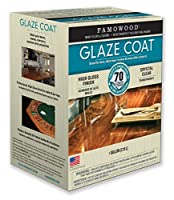 FamoWood 5050110 Glaze Coat Kit - Gallon Clear 【Creative Arts】 [並行輸入品]