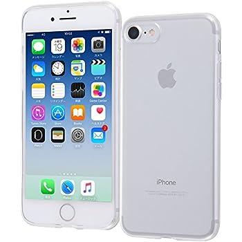 f1f3d291b8 レイ・アウト iPhone8 / iPhone7 ケース ソフト TPU 極薄 クリア RT-P14TC7/