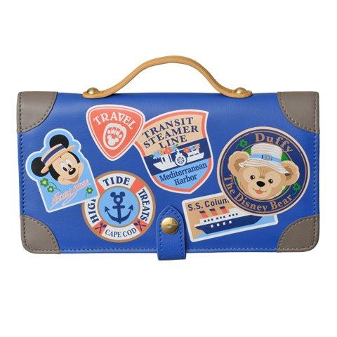 【東京ディズニーシー限定 】 スプリングヴォヤッジ『ダッフィー』パスポートケース