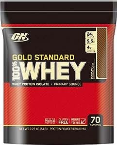【国内正規品】Gold Standard 100% ホエイ エクストリーム ミルクチョコレート 2.27kg(5lb) 「袋タイプ」