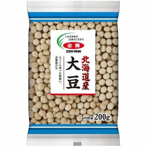 北海道産 大豆 200g
