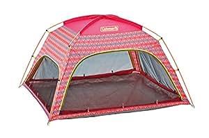 コールマン テント スクリーンシェード フォリッジ/ピンク [2~3人用] 2000022106