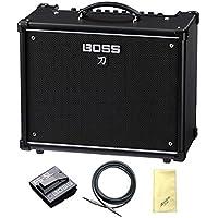 【愛曲クロス付】【フットスイッチ/FS-5L+接続ケーブル付】BOSS ボス KATANA-50 KTN-50 Guitar Amplifier