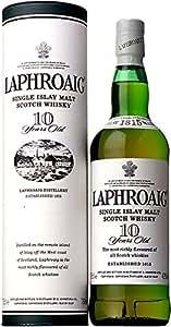 シングルモルト ウイスキー ラフロイグ 10年 750ml