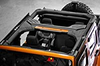 Rugged Ridge 13613.01 Roll Bar Cover, Polyester, 07-14 Jeep Wrangler Unlimited JK