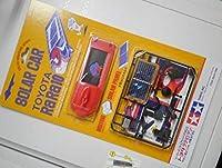 タミヤ ソーラーカー トヨタ RaRa10 光電池で走る 76503 NO.3