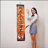 ハロウィン装飾 ハロウィン縦長タペストリー(ハンガー式) H150cm  23814