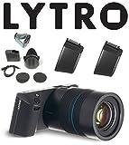 Lytro ILLUMライトフィールドデジタルカメラバンドルW / Lytro b2–0022リチウムイオンバッテリーパック