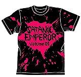 デトロイト・メタル・シティ サタニック・エンペラーTシャツ ブラック サイズ:M