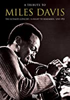 Tribute to Miles Davis: Concert [DVD] [Import]