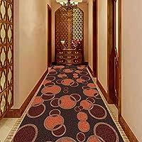 WUFENG 廊下敷きカーペッ 現代のシンプルさ 滑り止め カーペット リビングルーム 寝室 ラグ 環境を守ること 無臭、 複数のサイズ カスタマイズ可能 (Color : A, Size : 0.8x2m)