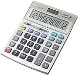 カシオ 本格実務電卓 日数&時間・税計算 デスクタイプ 12桁 DS-20DT-N