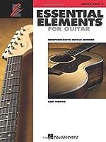 Essential Elements for Guitar 2: Comprehensive Guitar Method