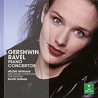 Ravel & Gershwin - Concertos (The Erato Story) by Helene Grimaud