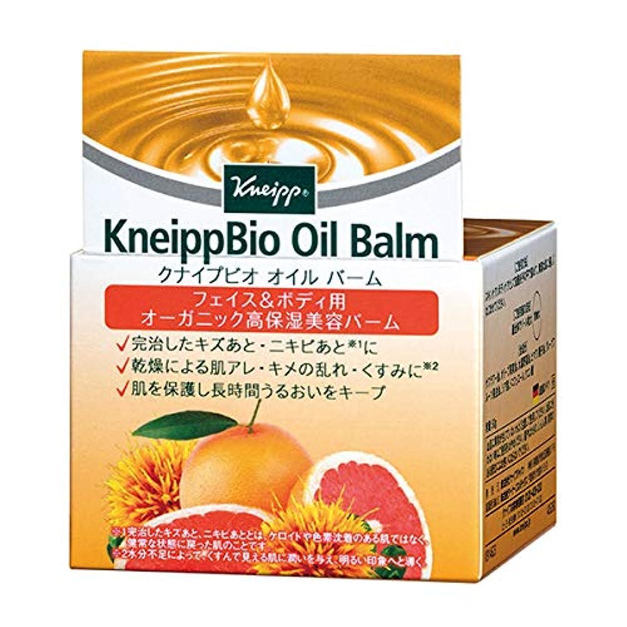 先例保険をかける受動的クナイプ(Kneipp) クナイプビオ オイル バーム 50g 美容液