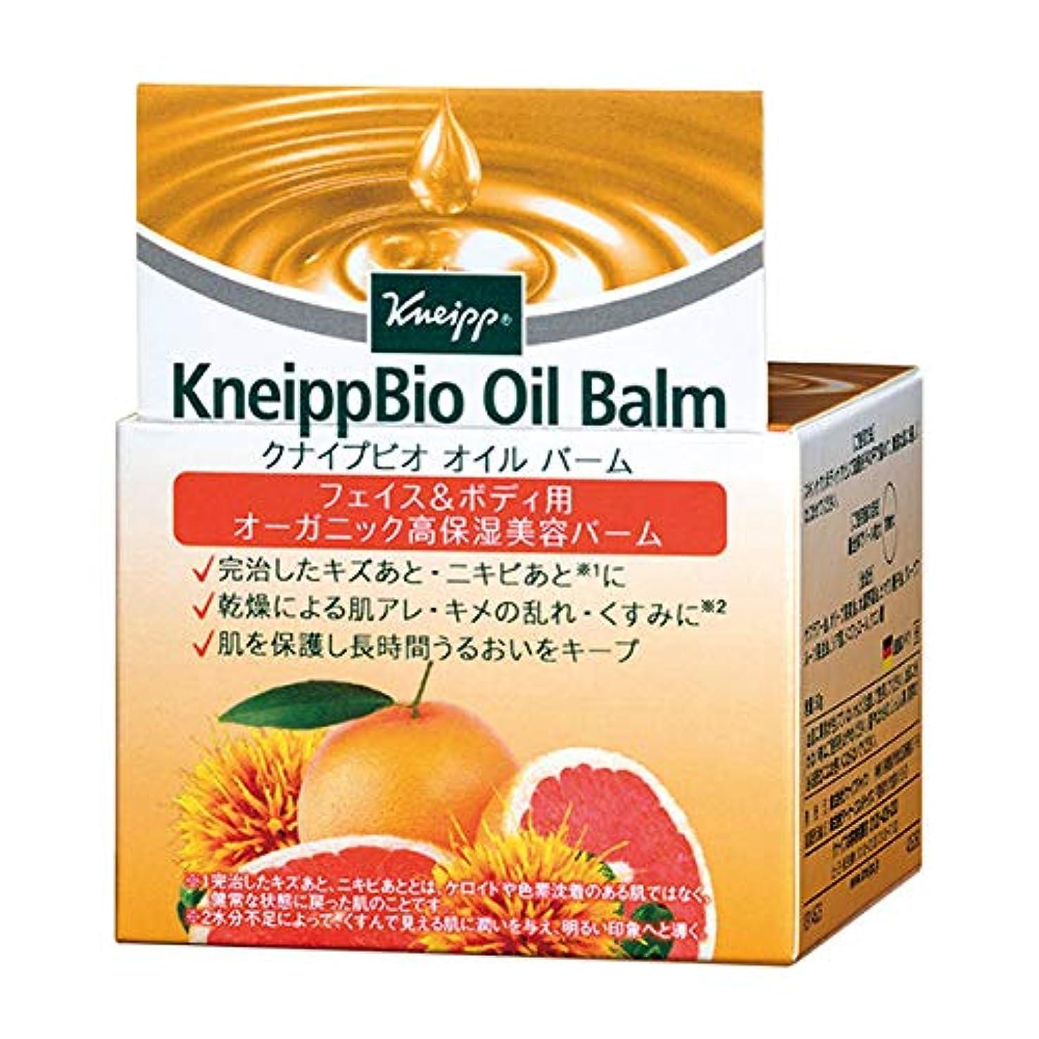 ヒョウベルベットゆりクナイプ(Kneipp) クナイプビオ オイル バーム 50g 美容液