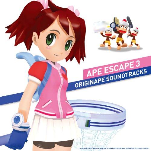 サルゲッチュ3・オリジサルサウンドトラック / Ape Escape 3 Originape Soundtracks