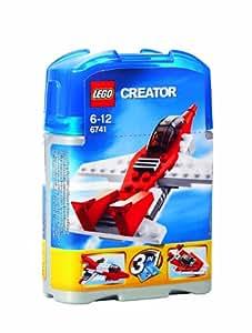 レゴ (LEGO) クリエイター・ミニジェット 6741