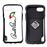 アーノルド・パーマー iPhone8 ケース [カラー:1.ロゴ(WH)] iPhone7 カバー iPhone6S iPhone6 アーノルドパーマー arnold parmer 電磁波防止シート付