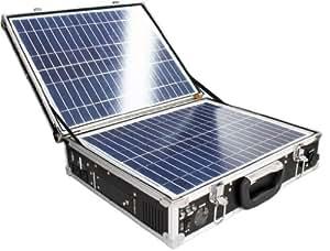 クマザキエイム 【SOLPA】 ソーラー発電システム ブラック SL-12H