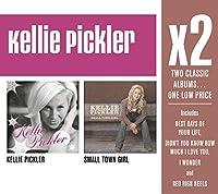 X2 (Kellie Picklersmall Town Girl)