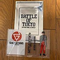 BATTLE OF TOKYO ENTER THE Jr.EXILE GENERATIONS 片寄涼太 アクリルスタンド