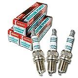 DENSOイリジウムパワープラグ 三菱i(アイ) HA1W用 1台分(3本)セット