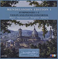 Vol. 1-Mendelssohn Edition