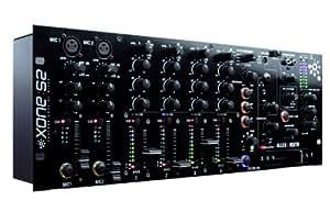 Allen & Heath XONE : S2 プロフェッショナル 6ch DJミキサー リニアフェーダーモデル