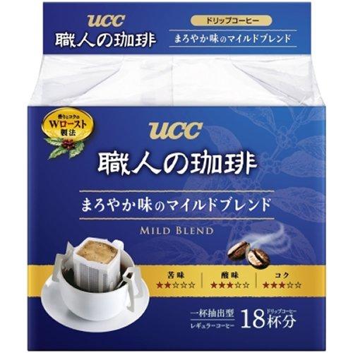 UCC『職人の珈琲まろやか味のマイルドブレンド』