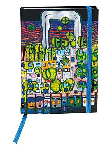 Hundertwasser Agenda 2018 (Loewengasse). Tagesplaner